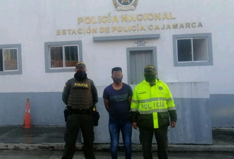 Capturado presunto violador en Anaime 2