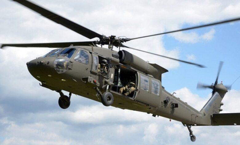 Nueve fallecidos, dos desaparecidos y seis heridos en el accidente del helicóptero militar 1