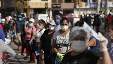 Photo of Aumentan los contagios de covid-19 en el país, ya van 124.494