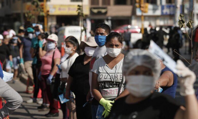 Aumentan los contagios de covid-19 en el país, ya van 124.494 1