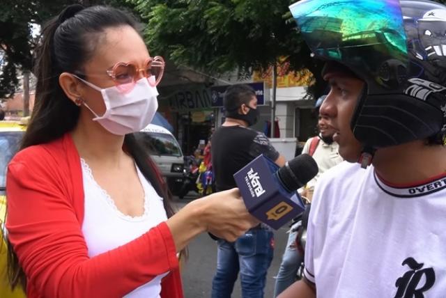 Más de la mitad de los colombianos no cree en las cifras oficiales de covid-19 1