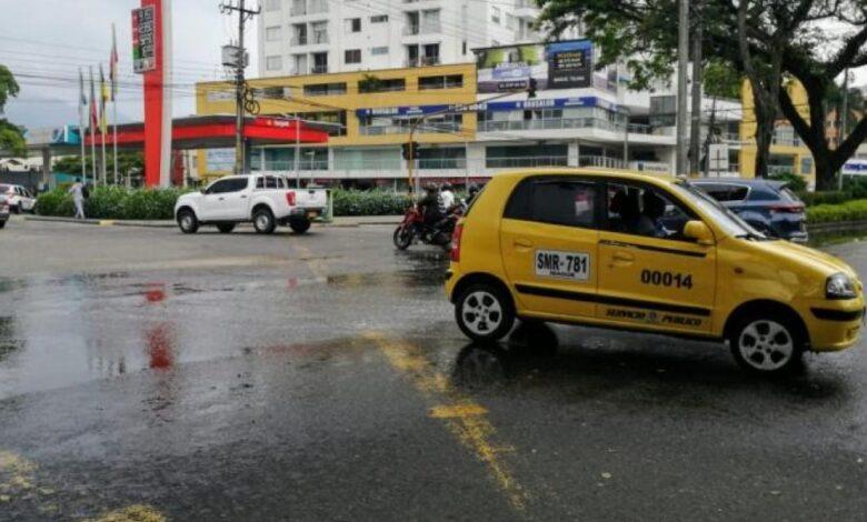 Conozca cómo funcionarán los taxis en Ibagué durante el aislamiento preventivo 1