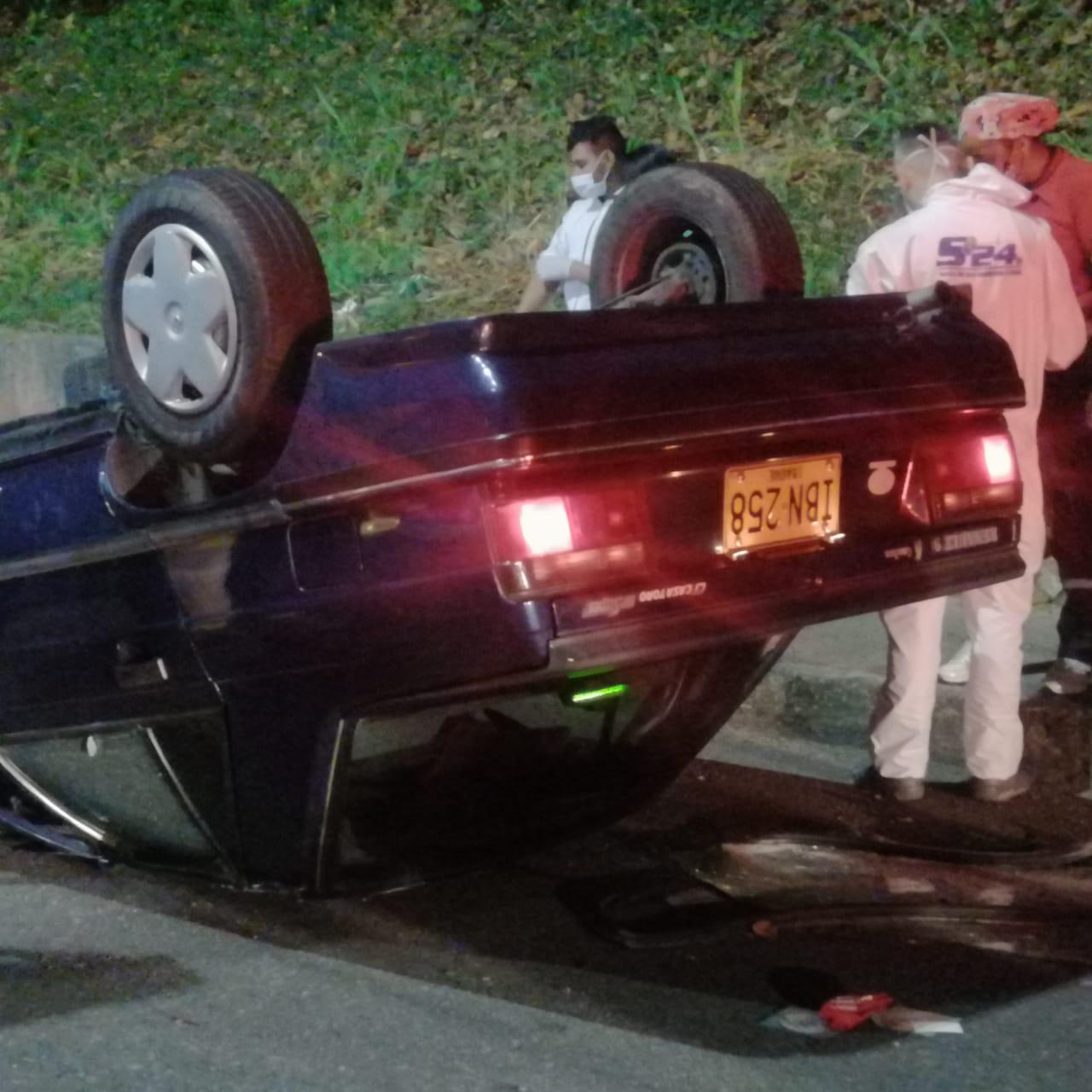 Fatal accidente en la avenida Guabinal, un hombre perdió la vida 6