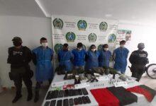 Photo of Desarticulada banda que se identificaba como del ELN frente Bolcheviques del Líbano