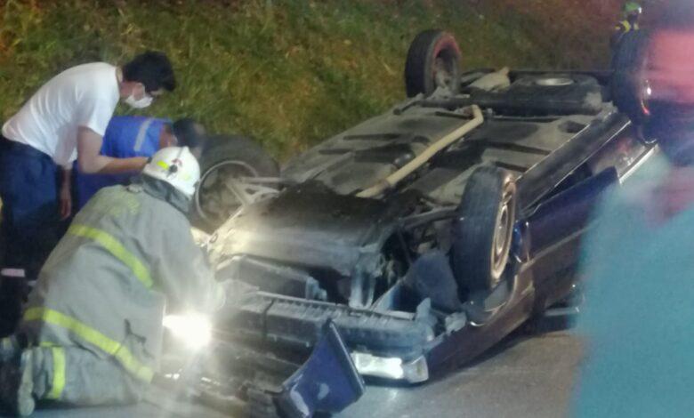 Fatal accidente en la avenida Guabinal, un hombre perdió la vida 5