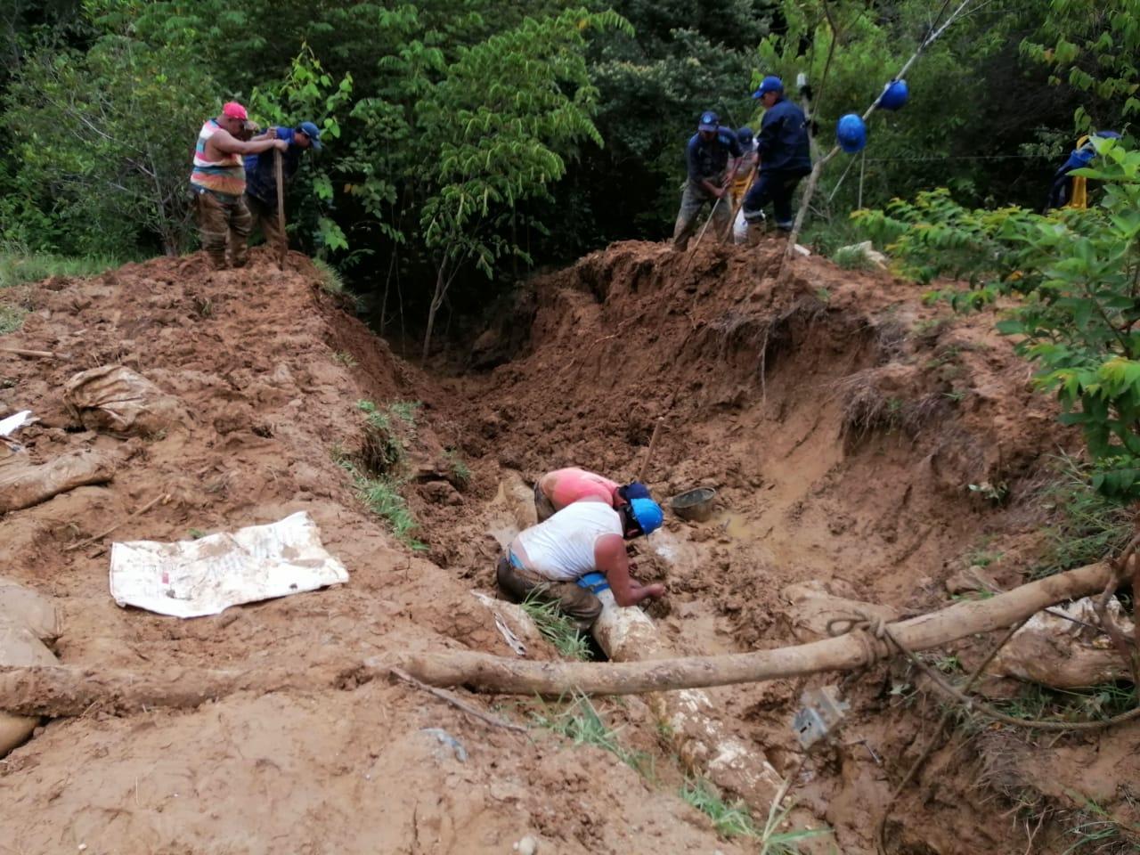 Chaparral en Alerta Naranja por intensas lluvias 4
