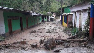 Photo of Fuertes lluvias afectaron varias veredas de Rovira
