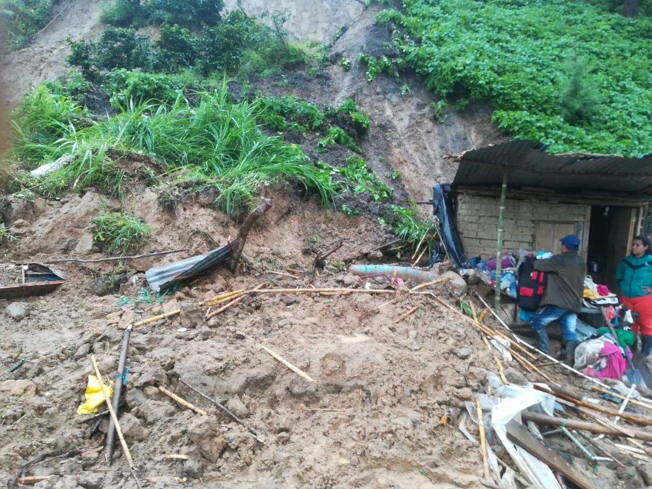 Las lluvias siguen haciendo estragos en el Tolima 7