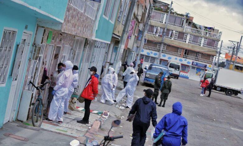 Bogotá entrará de nuevo en cuarentena estricta 5