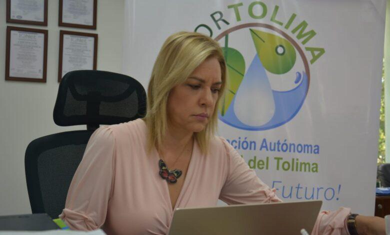 La Directora de Cortolima también dio positivo para covid-19 1