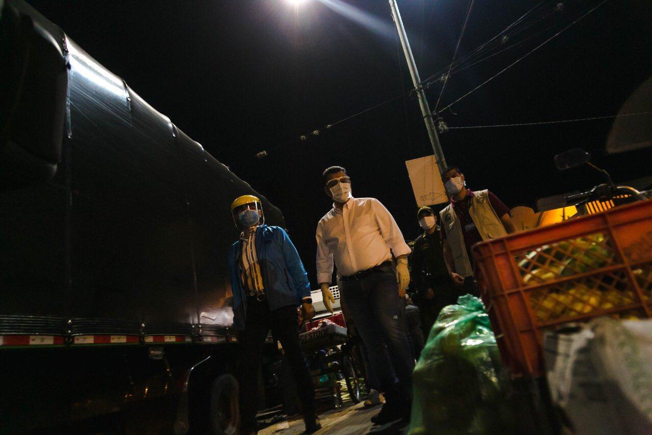 Gobierno departamental promete nuevamente invertir en obras para Ibagué 4