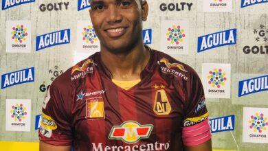 Photo of Danovis Banguero no seguirá en el Deportes Tolima