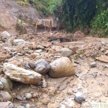 13 veredas afectadas por invierno en el Tolima 2