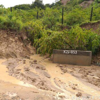 13 veredas afectadas por invierno en el Tolima 3