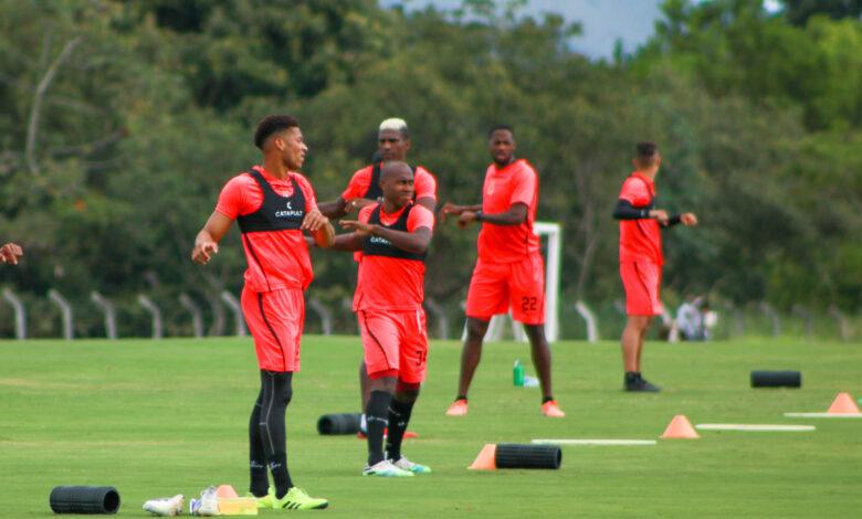 Deportes Tolima acaba de confirmar un positivo por covid-19 1