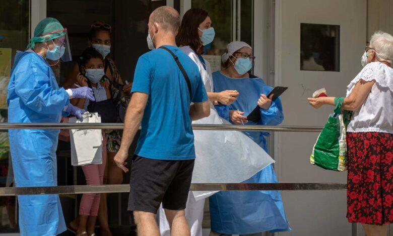El Covid-19 no le da respiro a Colombia, este domingo el país llegó a los 248.976 casos 5