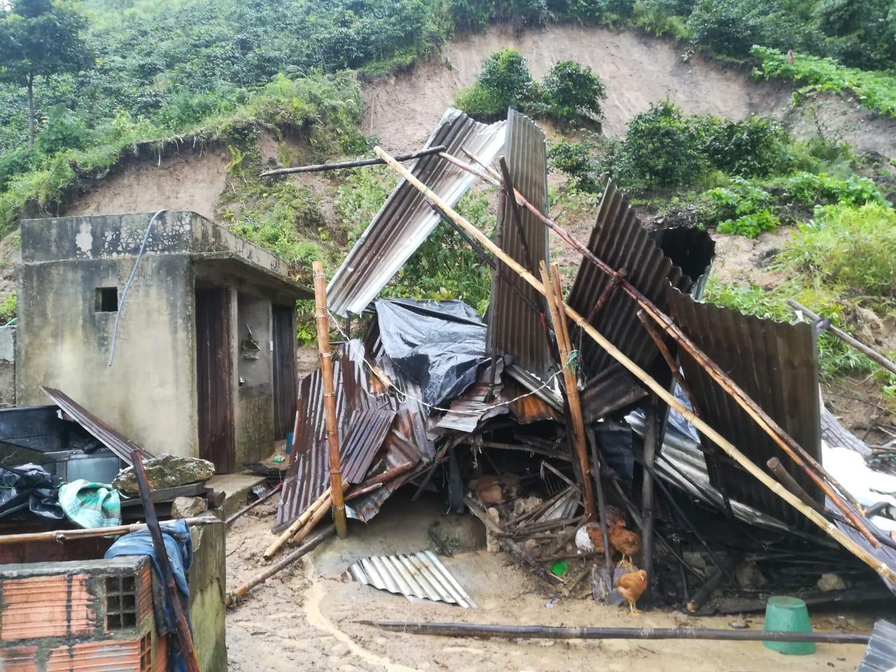 Las lluvias siguen haciendo estragos en el Tolima 6