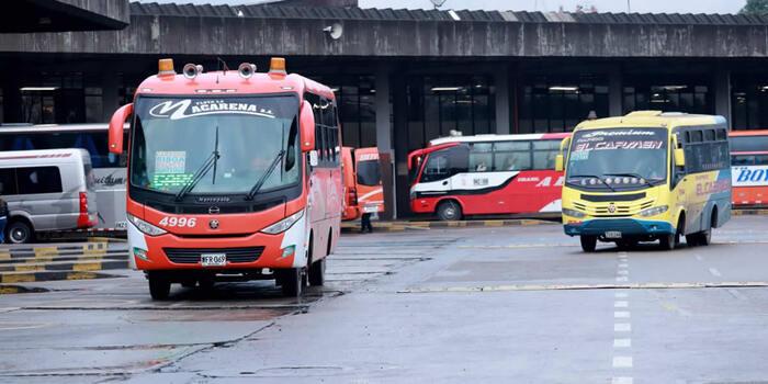 Autorizan el servicio de transporte terrestre en municipios con baja y sin afectación del covid-19 1