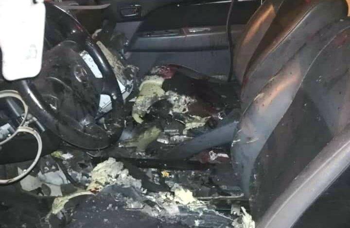 Fallecieron policías víctimas de atentado, ya hay capturados por el atentado 1