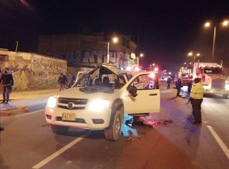 Fallecieron policías víctimas de atentado, ya hay capturados por el atentado 3