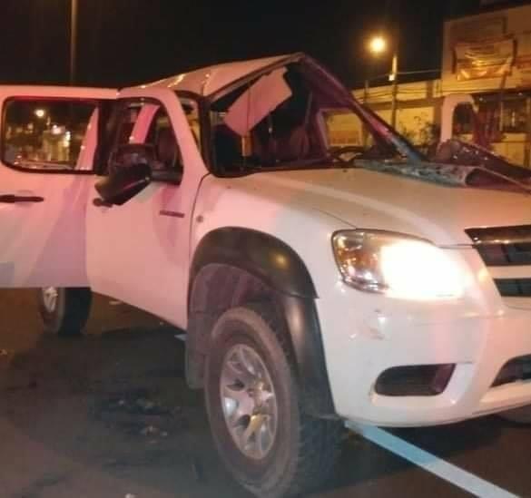 Fallecieron policías víctimas de atentado, ya hay capturados por el atentado 2