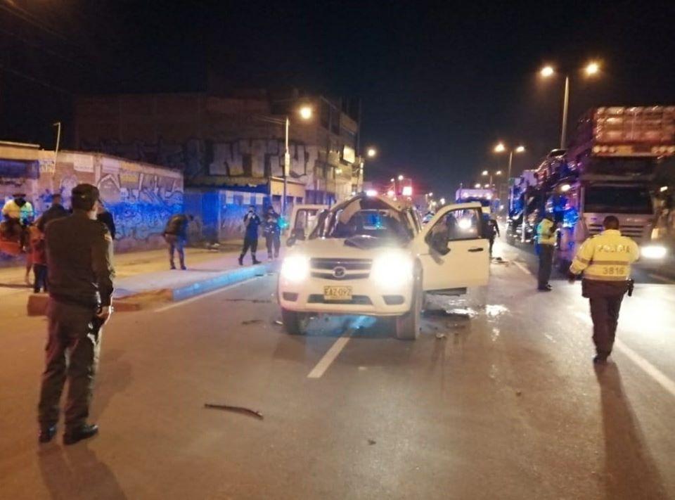 Fallecieron policías víctimas de atentado, ya hay capturados por el atentado 4