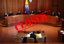 Photo of Sedes judiciales de todo el país se cierran por el Covid-19