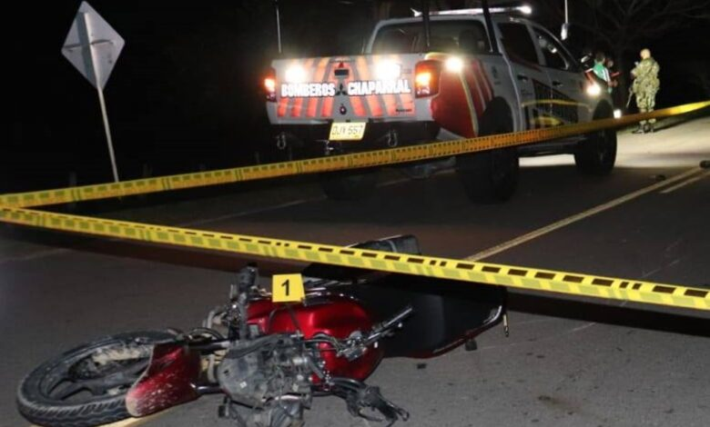 Volqueta pasó por encima de un menor de 13 años que se cayó de una moto 1