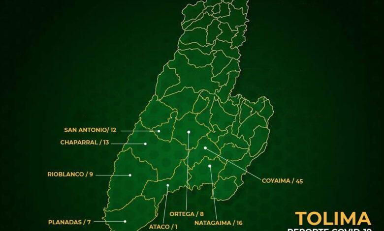 Así está la afectación del Sur por Coronavirus 1