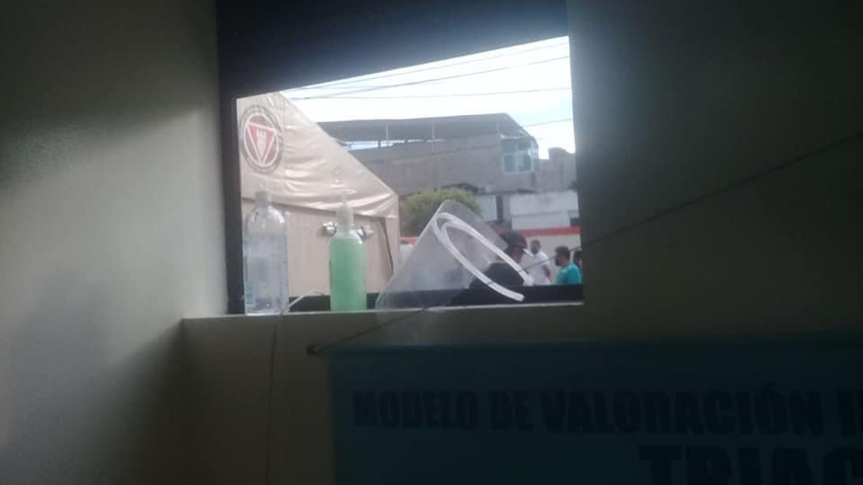 Paciente por poco acaba con las urgencias del Hospital de Melgar, la familia no permitió atención especial 2