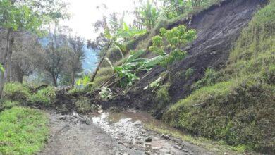 Photo of Emergencias en Cajamarca por fuertes lluvias
