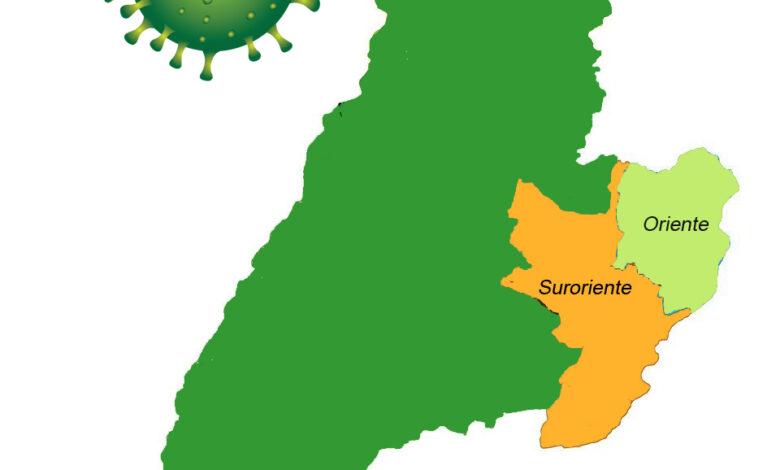 El Oriente y Suroriente del Tolima busca frenar el avance del Covid-19 1