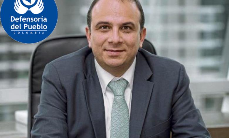 Carlos Camargo es el nuevo Defensor del Pueblo 1