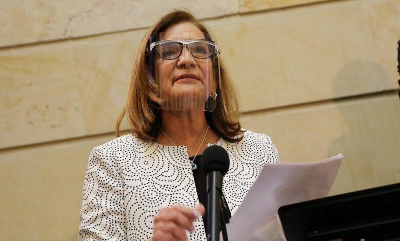 Margarita Cabello, la primer mujer Procuradora General de la Nación 1