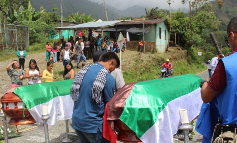 No cesan las masacres en Colombia 3
