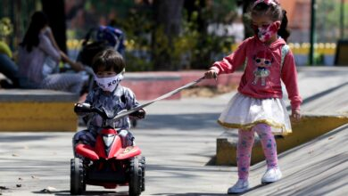 Photo of Los niños pueden tener entre 10 y 100 veces mayor carga viral del Coronavirus