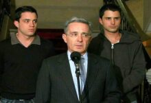 Photo of Los Uribe tienen Covid- 19