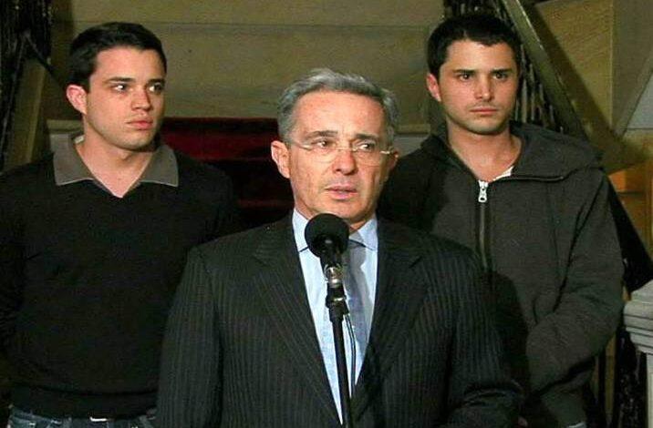 Los Uribe tienen Covid- 19 1