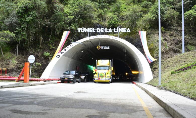 Apagón en el Túnel de La Línea 4 días después su inauguración 1