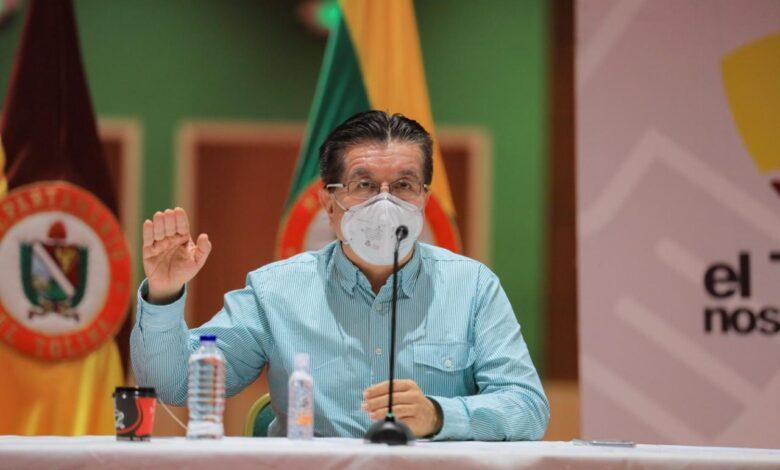 Tolima se prepara para afrontar el pico de la pandemia 1