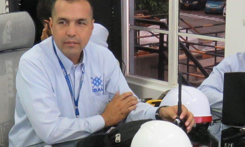 ¿Improvisando?,  Secretario de Infraestructura asume como gerente (e) del IBAL 1