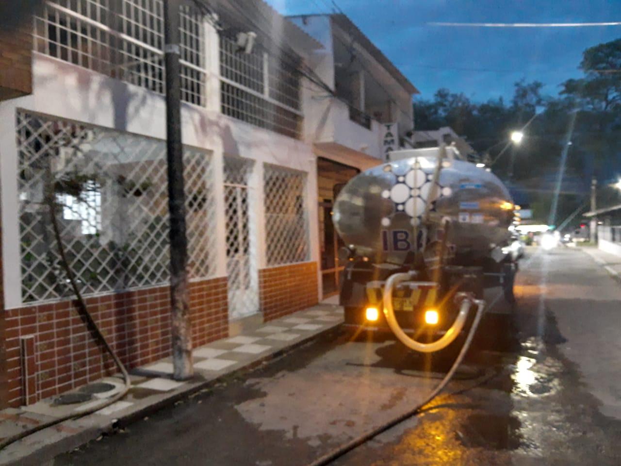 Por falta de agua en Ibagué pacientes con Covid-19 no pueden cumplir con protocolos 4
