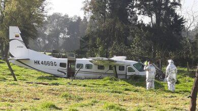 Photo of Accidente de avioneta en el norte de Bogotá