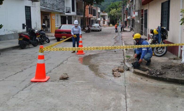Otra vez 20 barrios de Ibagué sin agua 1