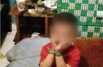 Photo of Amarrado de pies y manos con una cuerda tenían menor de 4 años en Madrid Cundinamarca