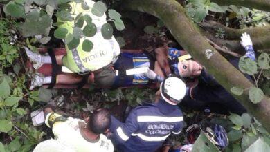 Photo of Periodista cayó al abismo mientras rodaba en su bici