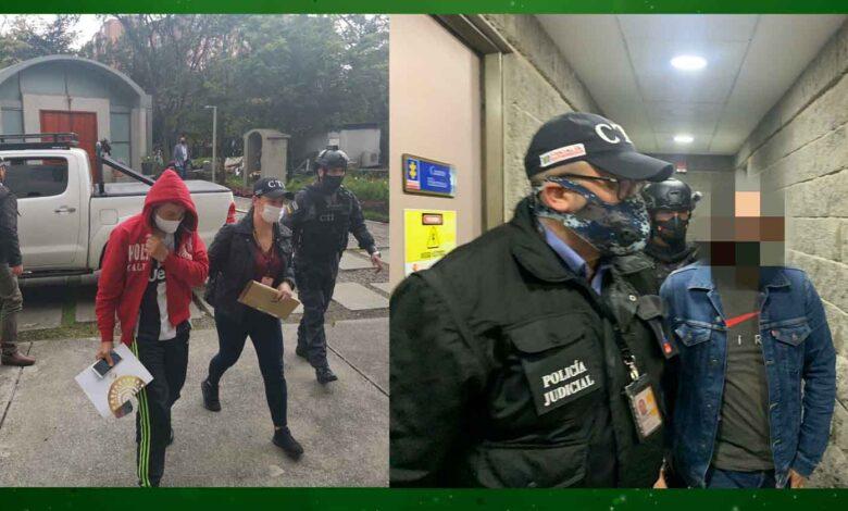 Bajo custodia de la Fiscalía los dos patrulleros implicados en el asesinato de Javier Ordoñez 1
