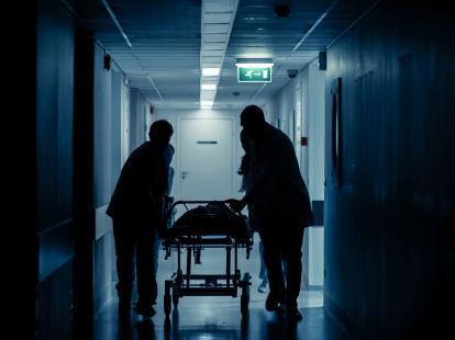 Hospital mental de Filandia, Quindío reporta brote de coronavirus 1