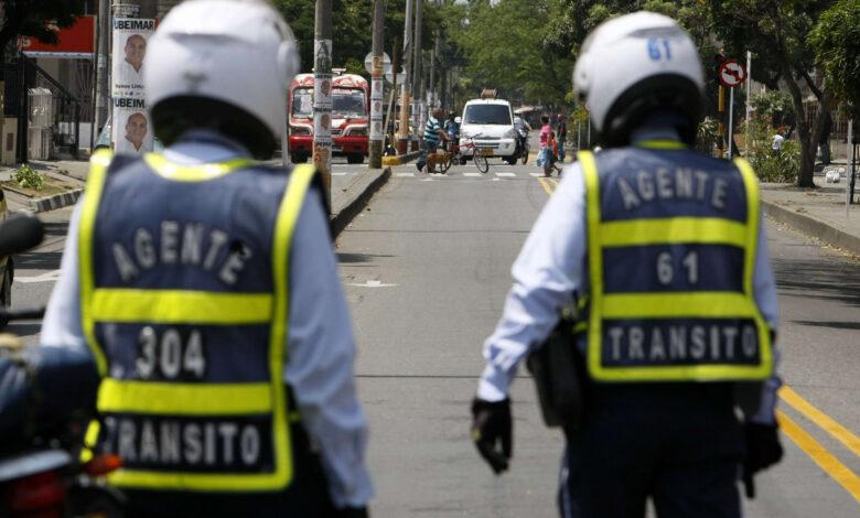 30 agentes de tránsito contagiados de covid-19 en Ibagué 1