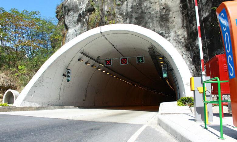 Túnel del Sumapaz en Melgar será cerrado este miércoles 3